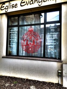 vitrine noel 2014